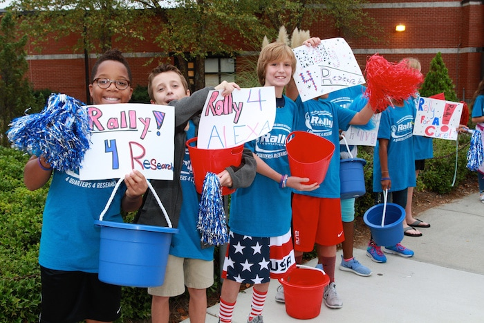 Kids Helping Kids: 5 Schools Making a Difference for Children With Cancer