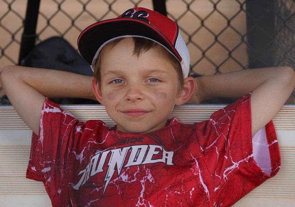 Striking Out Childhood Cancer: Wyatt's Story