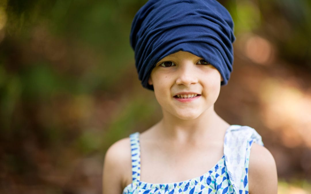 Rally Kid Austen Dreams of Becoming A Nurse So She Can Help Other Kids with Cancer