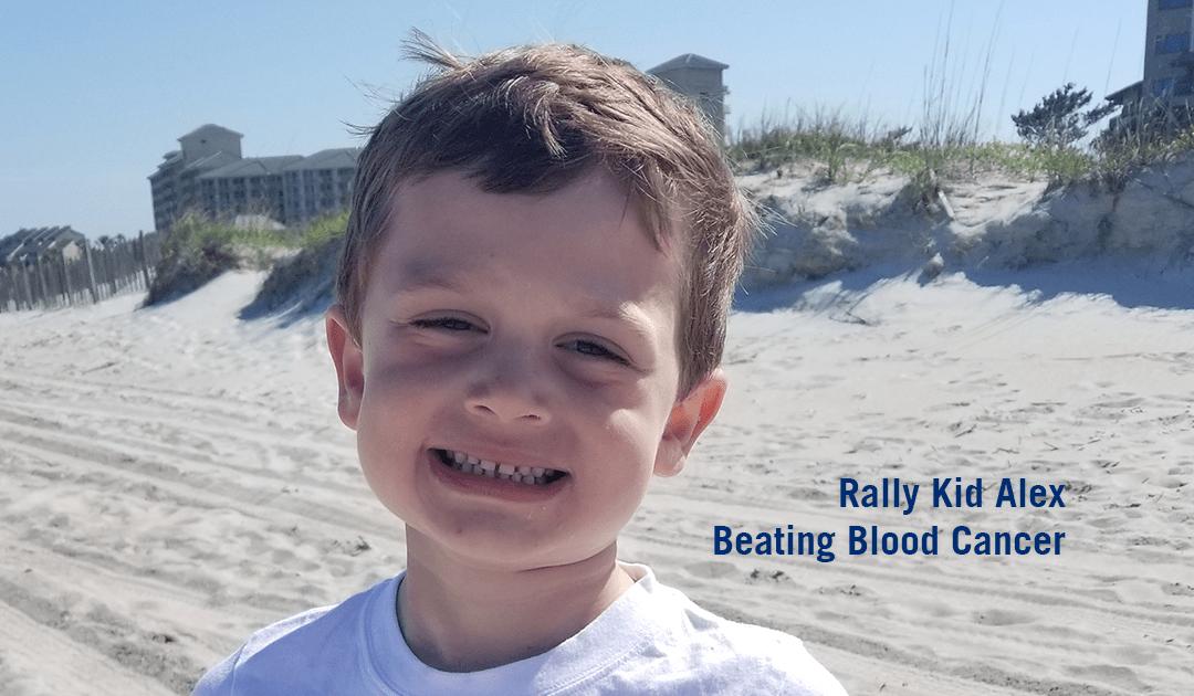 Rally Kid Alex B. Celebrates a Cancer-Free Holiday Season