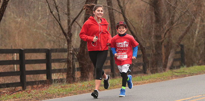 Top 5 Reasons To Run The Rally Cupid Chase 5K