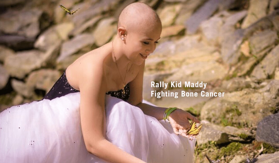 Rally Kid Maddy: A New Year With New Hope