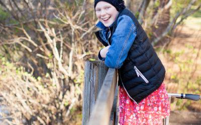 How Rally Kid Keren Lets Her Light Shine