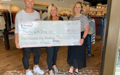Shopping For a Cause: How Dress Up Raised Money for Rally