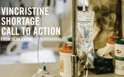 Vincristine Shortage Call to Action