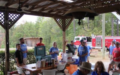 Rally Volunteer Kayla Raised $10,000 at Her Sporting Clay Fundraising Event