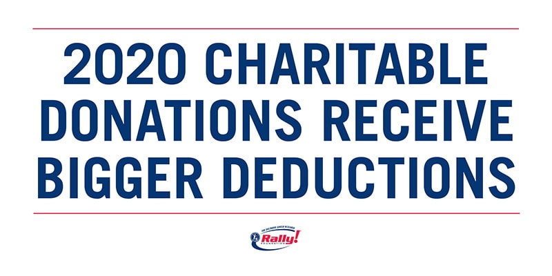 The CARES Act: Great News for Taxpayers and Charitable Donations
