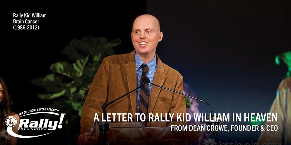 Dear William