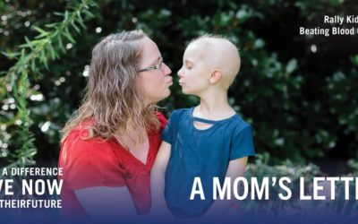 Helping Childhood Cancer Families Carry The Weight