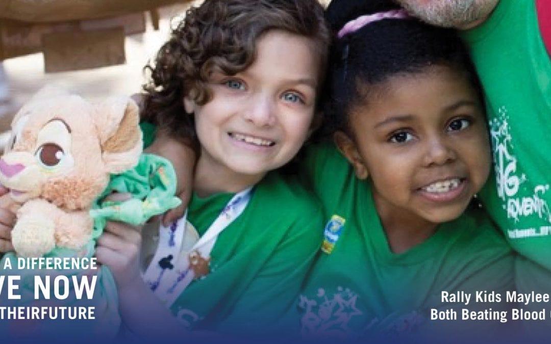 Rally Kids Maylee & Kiki: #FORTHEIRFUTURE Of Friendship