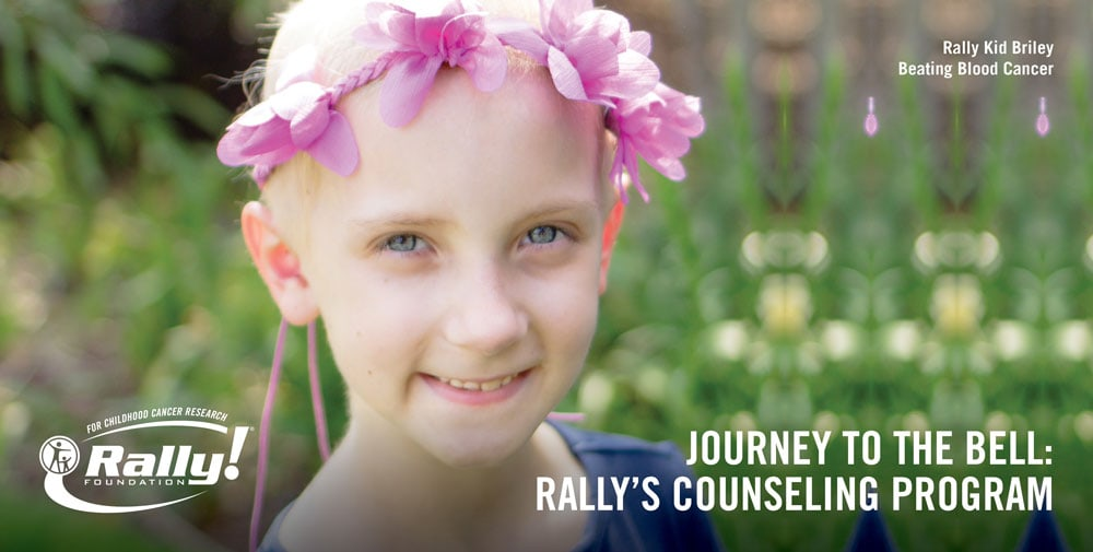 Rally's Counseling Program: Healing Childhood Cancer Families on Their Journey to the Bell