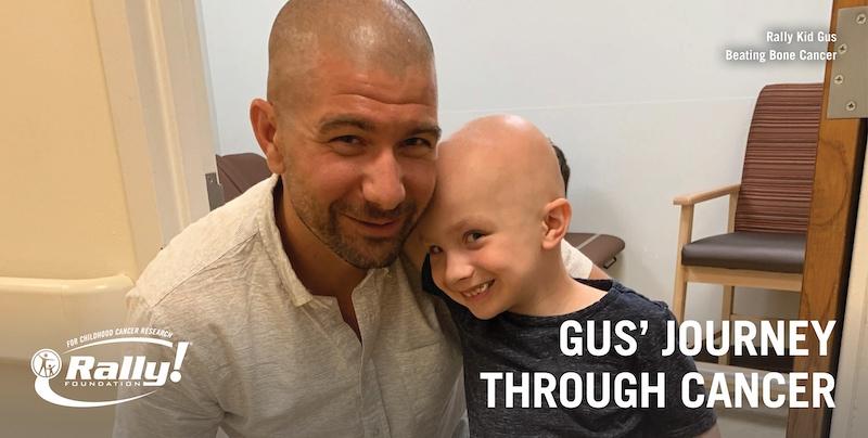 Gus' Journey Through Cancer